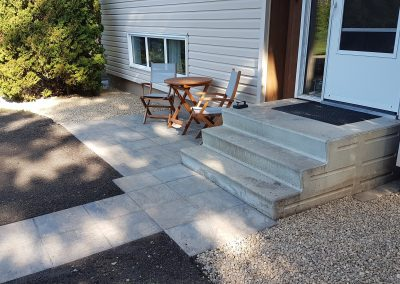 Brookside Slab (Sierra Grey) Patio
